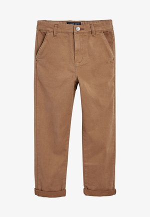 LOOSE FIT - Chinos - tan