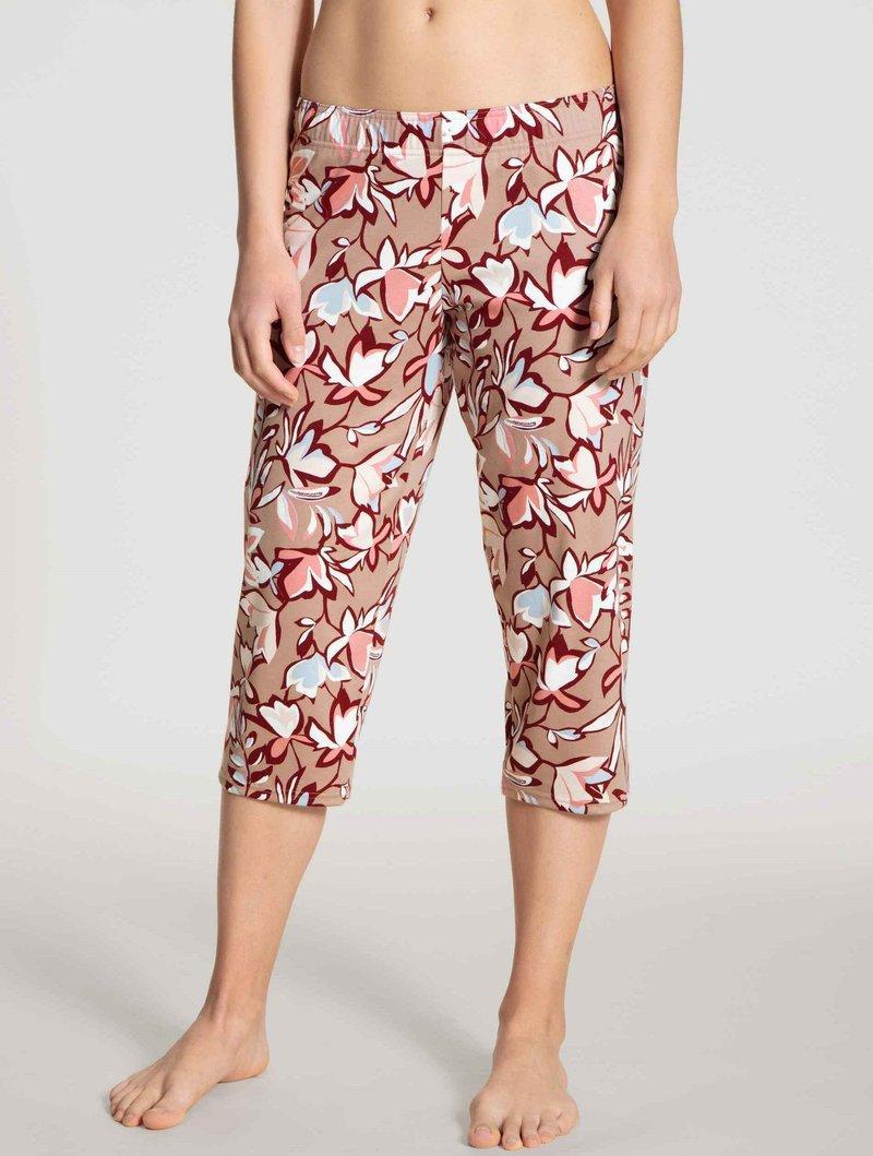 Calida - Pyjama bottoms - almondine