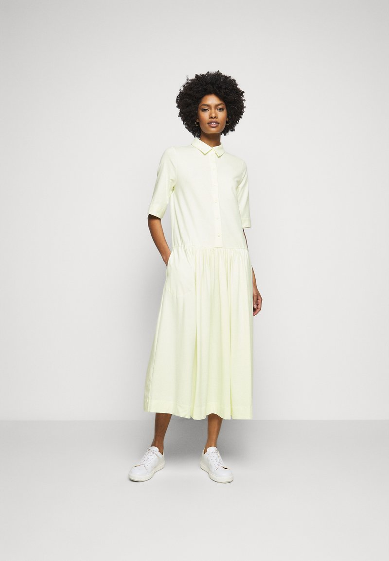 Max Mara Leisure - CECI - Jersey dress - pastellgruen