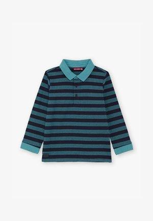Poloshirt - turquoise