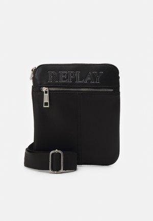CROSS BODY UNISEX - Across body bag - black