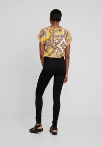 Dorothy Perkins Tall - FRANKIE - Jeans Skinny Fit - black - 2