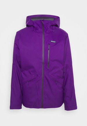 INSULATED SNOWSHOT - Ski jacket - purple