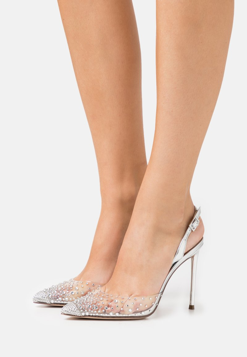 Steve Madden - RECORD - High Heel Pumps - silver