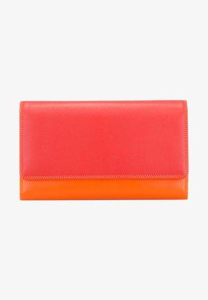 FLAPOVER - Portemonnee - red/orange