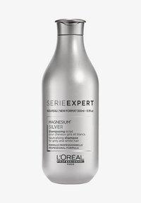 L'Oréal Professionnel - L'ORÉAL PROFESSIONNEL, MATTIERENDES SHAMPOO FÜR WEIßES, GRAUES ODER ERGRAUENDES HAAR, SERIE EXPERT SILVER - Shampoo - - - 0