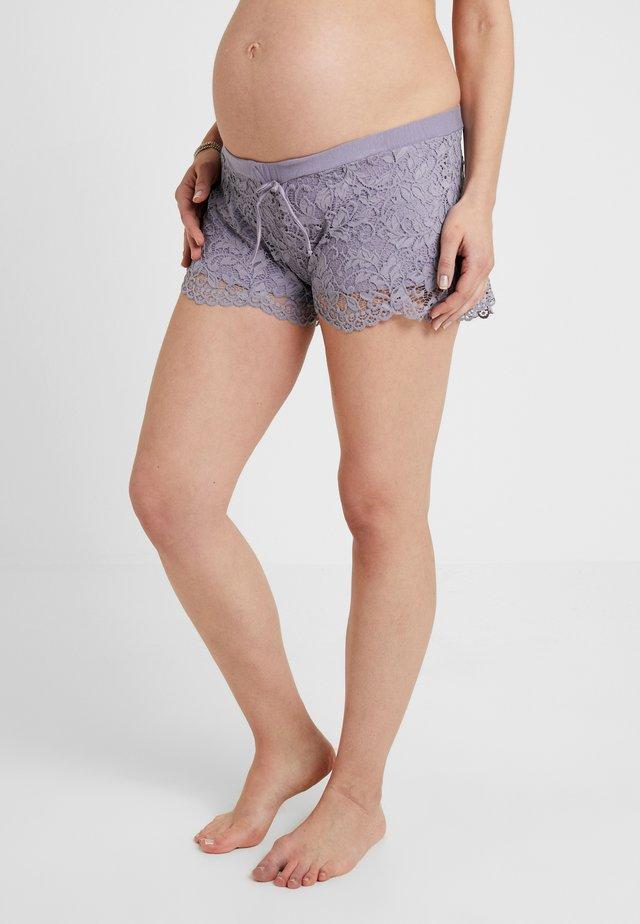 Spodnie od piżamy - lilac