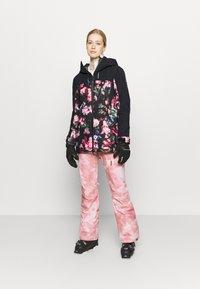 Roxy - STATED - Snowboard jacket - true black - 1
