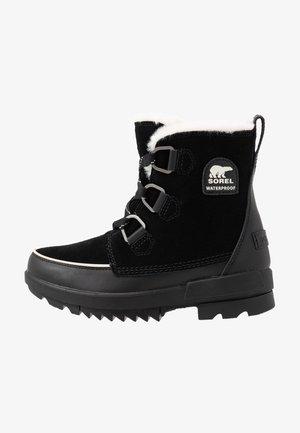 TORINO II - Bottes de neige - black