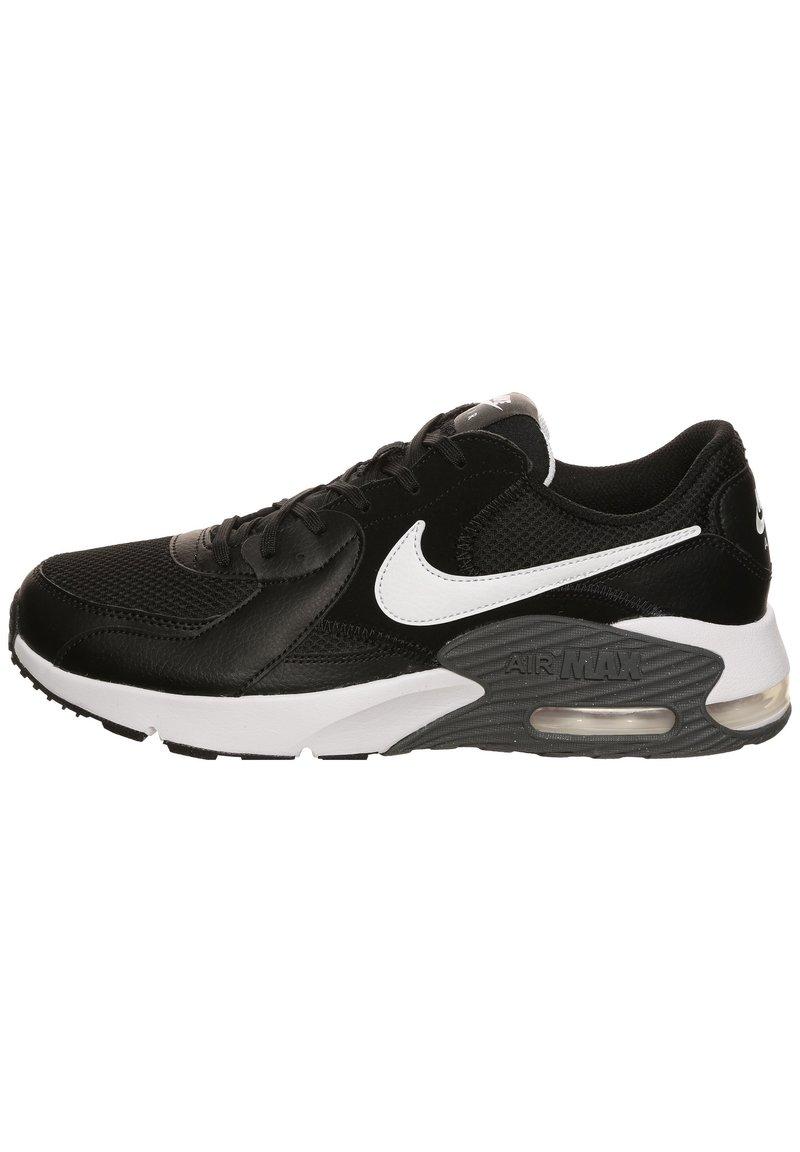 """Nike Sportswear - HERREN SNEAKER """"AIR MAX EXCEE"""" - Trainers - black/white/dark grey"""