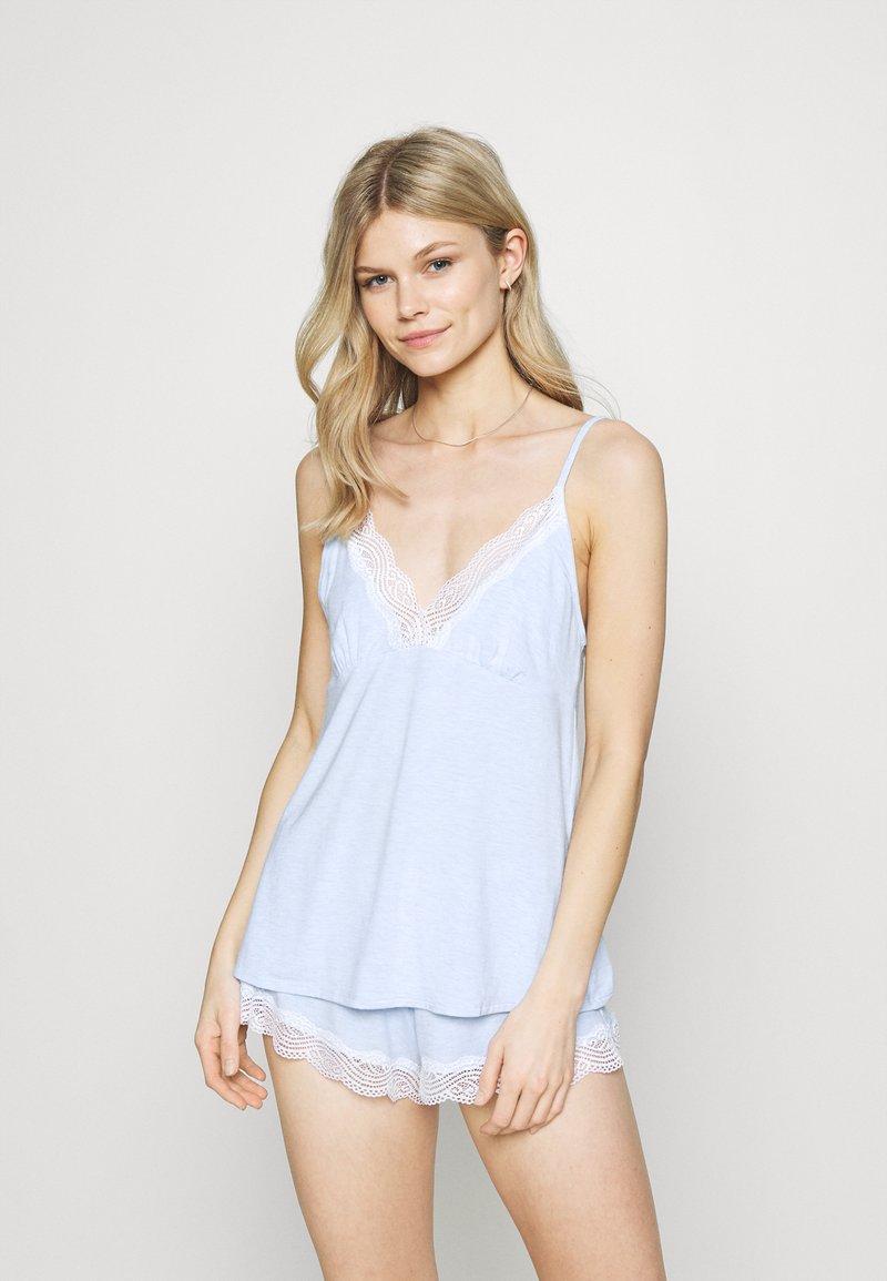 DORINA CURVES - FROST - Pyjama - blue