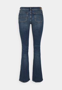 American Eagle - KICK BOOT - Flared Jeans - indigo waters - 1
