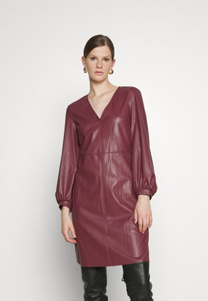 COLORE - Day dress - burgundy