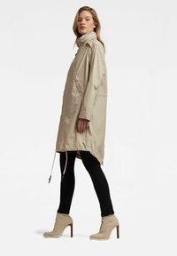 G-Star - FISHTAIL - Parka - khaki - 1