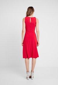 mint&berry - Jersey dress - goji berry - 3