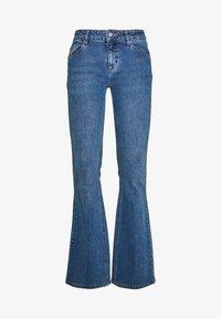 MARIJA WASH MAYFAIR - Jeans a zampa - denim blue