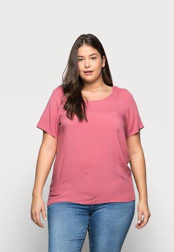 CARFIRSTLY LIFE - Print T-shirt - baroque rose