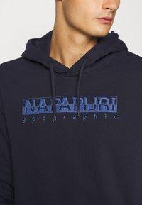 Napapijri - BEBEL - Hoodie - blu marine - 5