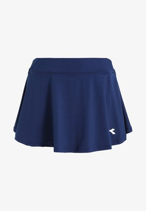 COURT - Sports skirt - saltire navy