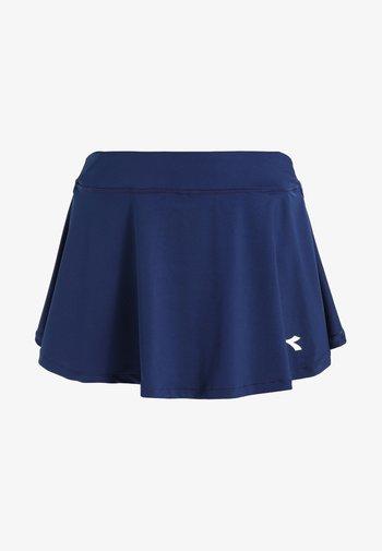 COURT - Sports skirt - saltire navy