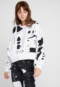 Nike Sportswear - CREW AIR - Sweatshirt - white - 0