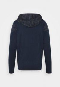 Jack & Jones - JJBANG ZIP HOOD - Zip-up hoodie - navy blazer - 1