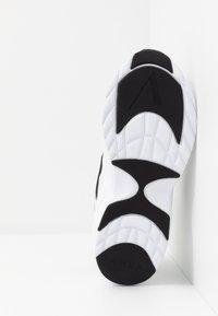 ARKK Copenhagen - KANETYK SUEDE 2.0 - Sneaker low - soft grey/vivid green - 4