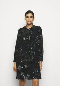 RIANI - Denní šaty - black - 0