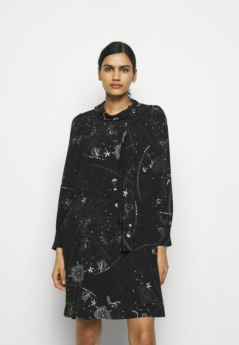 RIANI - Denní šaty - black