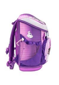 Belmil - SET - School bag - purple - 4