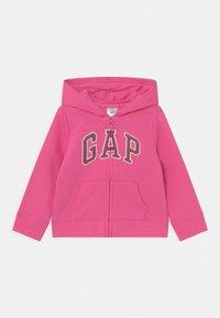 GAP - Zip-up sweatshirt - devi pink - 0