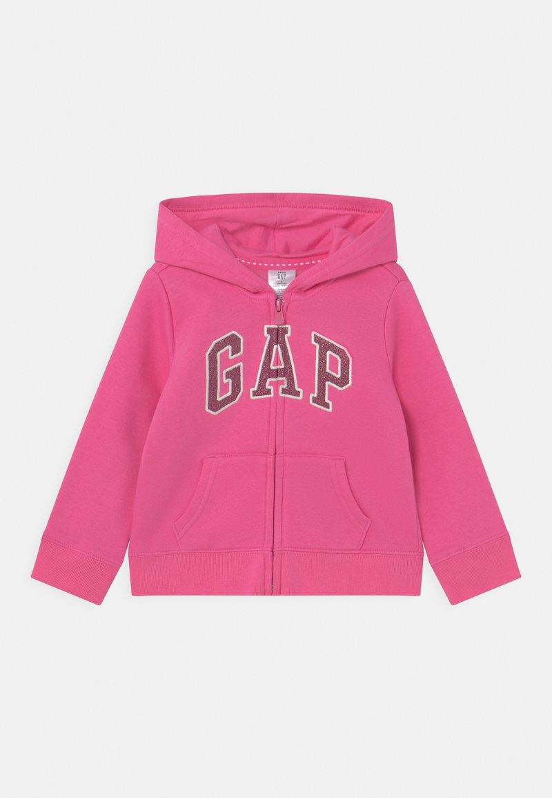 GAP - Zip-up sweatshirt - devi pink