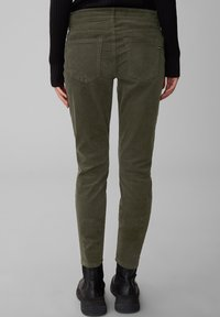 Marc O'Polo - ALBY  - Trousers - deep pine - 2