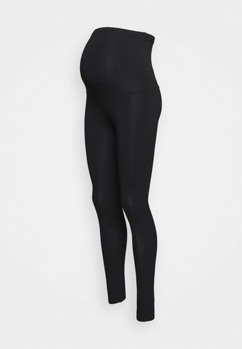 SUPERSOFT - Leggings - black