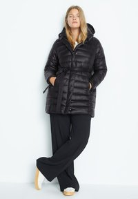 Violeta by Mango - SELLER7 - Down coat - schwarz - 3