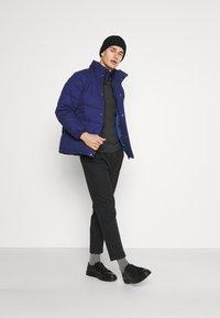 Schott - NEBRASKA - Winter jacket - royal blue - 1