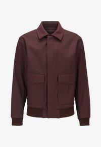 BOSS - Summer jacket - dark red - 5