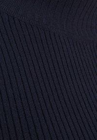 Glamorous Bloom - LONG SLEEVE  - Sweter - maritime blue - 5