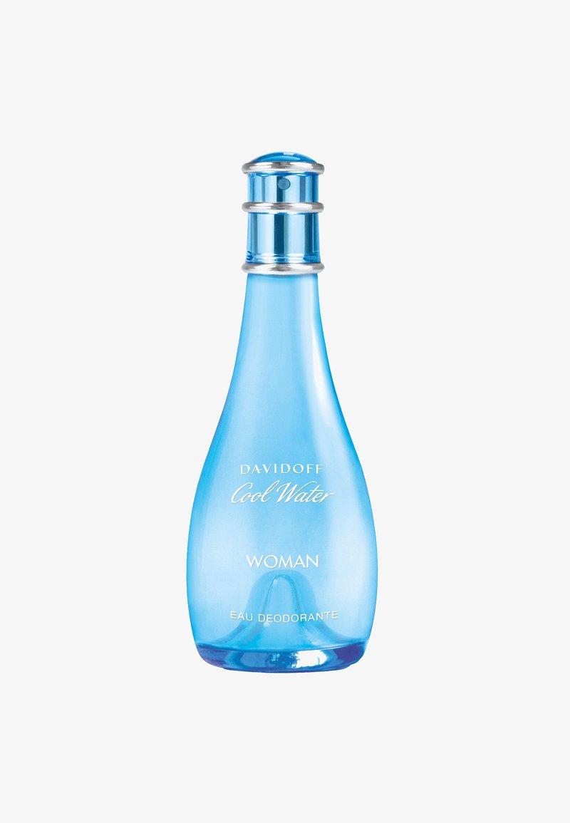 DAVIDOFF Fragrances - COOL WATER WOMAN DEODORANT - Deodorant - -