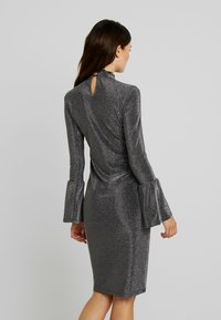 YAS - YASJENNIFER DRESS SHOW - Cocktailkleid/festliches Kleid - black/silver - 3