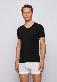 BOSS - 2 PACK - Undershirt - black - 1