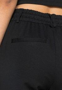 ONLY - POPTRASH EASY COLOUR PANT - Træningsbukser - black - 4