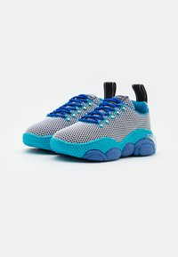 MOSCHINO - TEDDY BUBBLE - Trainers - blue - 1