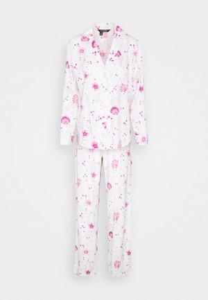 PYJAMA SET - Pyjama set - ivory floral