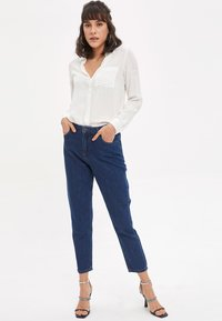 DeFacto - MOM  - Jeans Tapered Fit - blue - 1