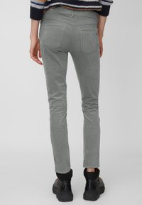 Marc O'Polo - ALBY - Trousers - grey - 2