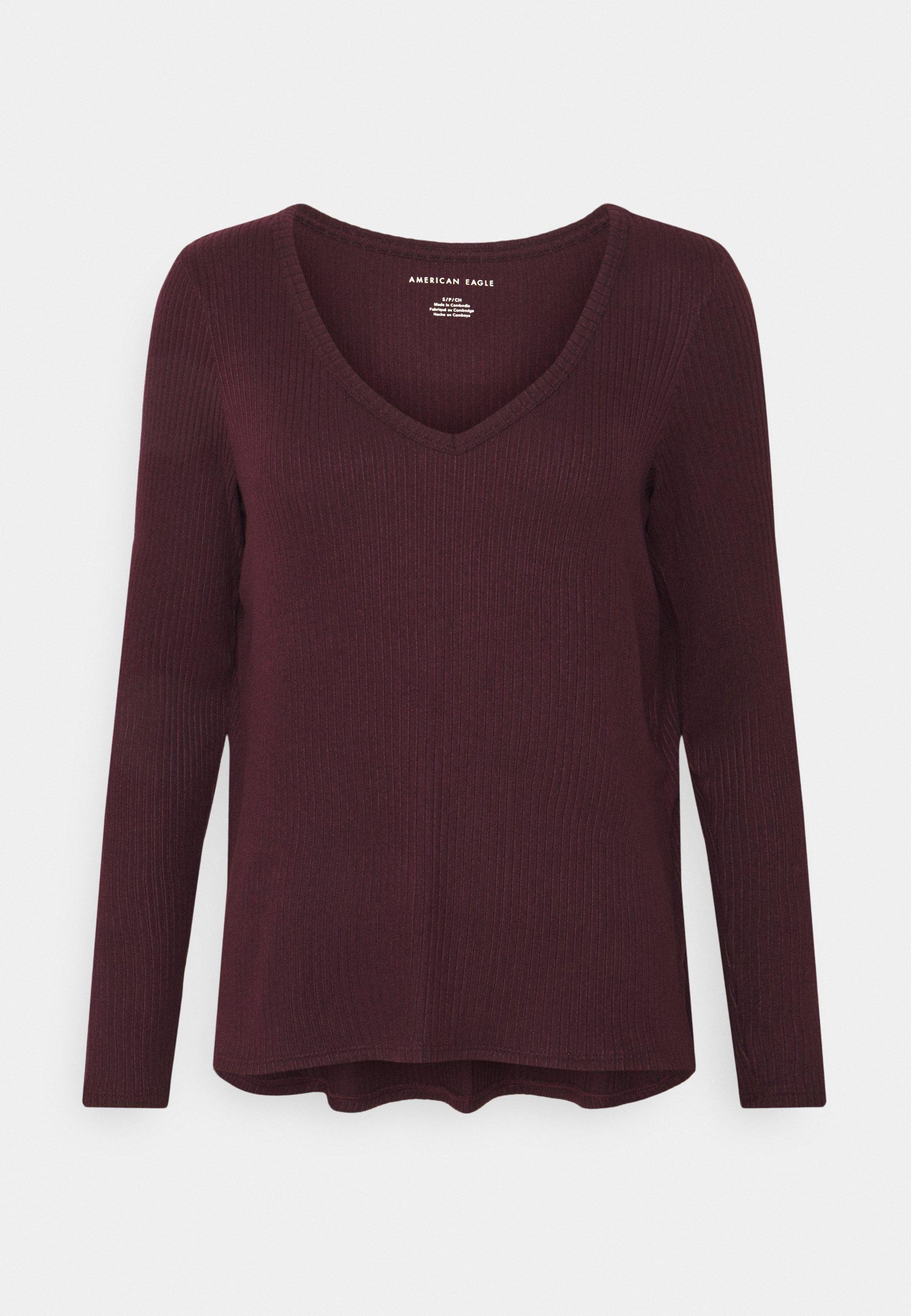 Women BUTTER PLUSH  - Long sleeved top