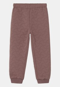 Wheat - THERMO PANTS ALEX UNISEX - Outdoor trousers - dusty lilac - 0