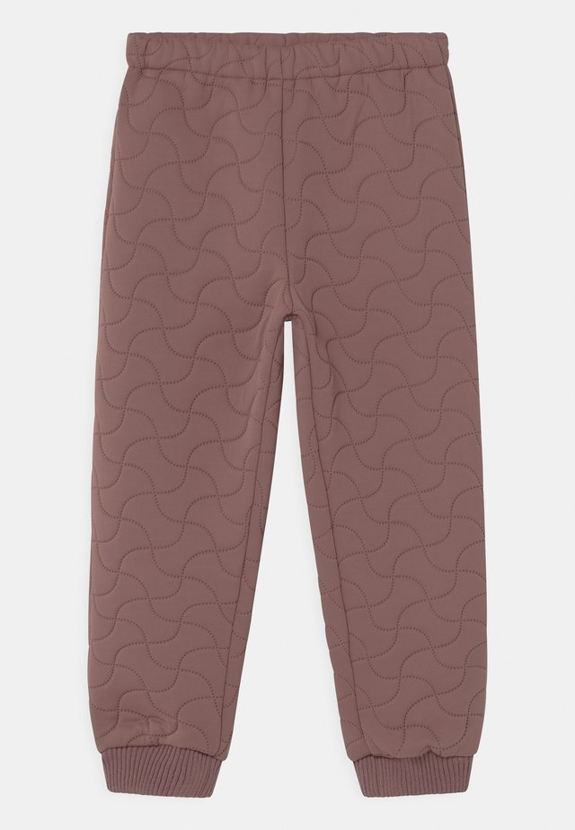 THERMO PANTS ALEX UNISEX - Outdoorbroeken - dusty lilac