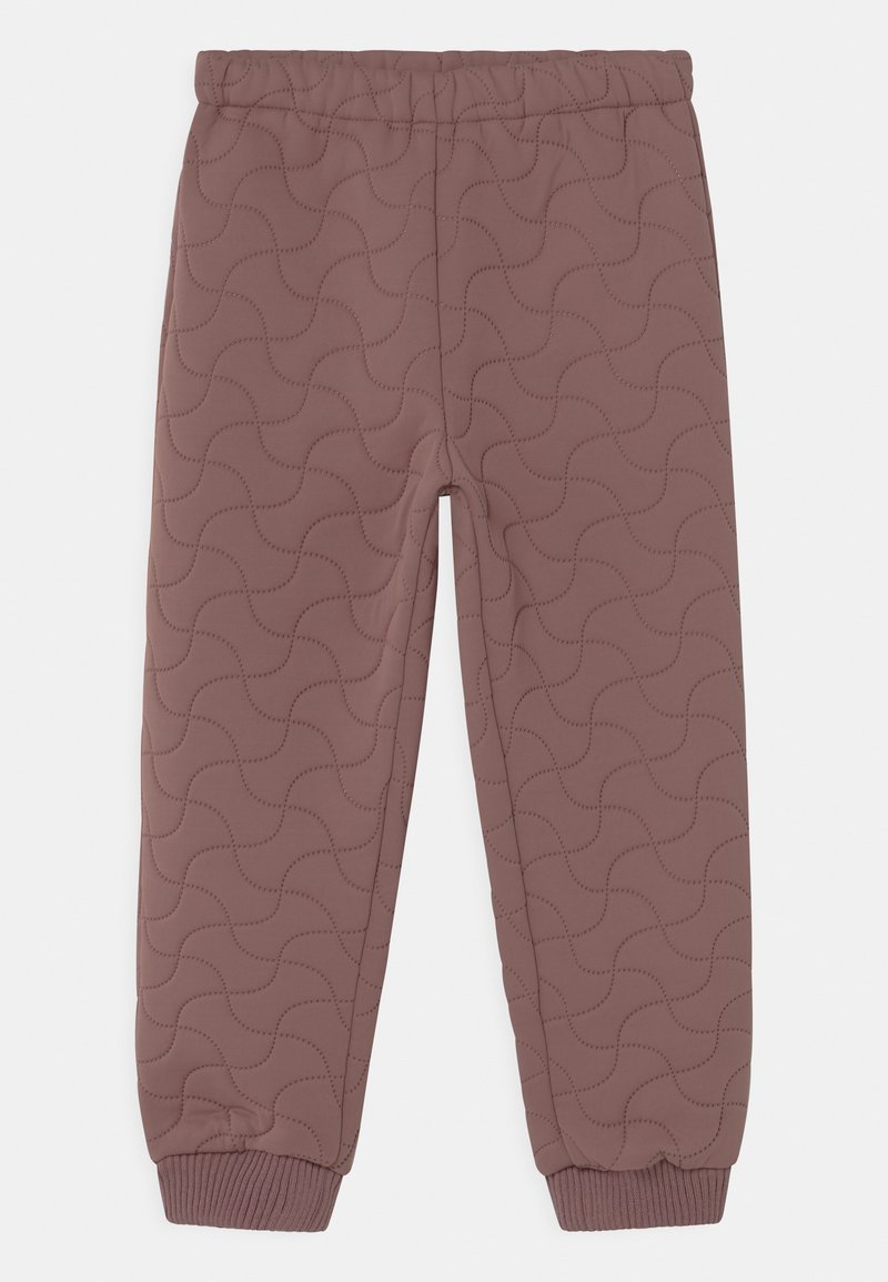 Wheat - THERMO PANTS ALEX UNISEX - Outdoor trousers - dusty lilac